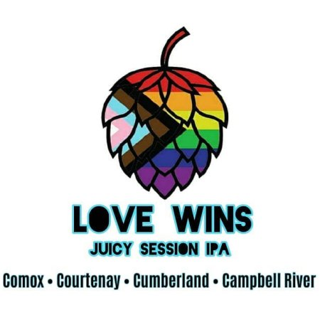 Six Vancouver Island Breweries Releasing Love Wins Juicy Session IPA for Diversity in Brewing