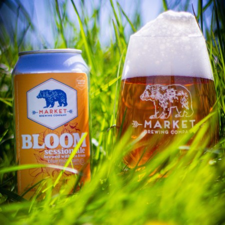 Market Brewing Releases Bloom Session Ale
