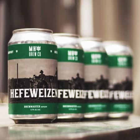 Medicine Hat Brewing Brewmaster Series Hefeweizen Returns
