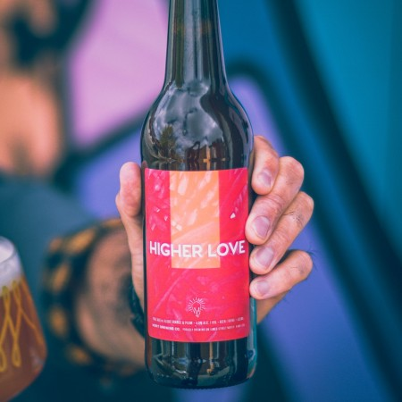 MERIT Brewing Releases Higher Love Pale Ale with Blood Orange & Plum