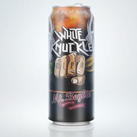 Mt. Begbie Brewing Brings Back White Knuckle IPA