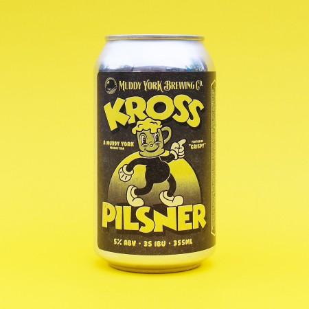 Muddy York Brewing Brings Back Kross Pilsner