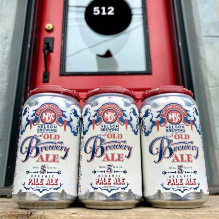 Nelson Brewing Brings Back Old Brewery Ale for 30th Anniversary