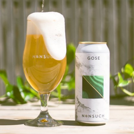 Nonsuch Brewing Releases Gose and Dry-Hopped Sour