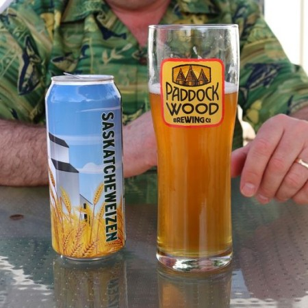 Paddock Wood Brewing Brings Back Saskatcheweizen Wheat Beer