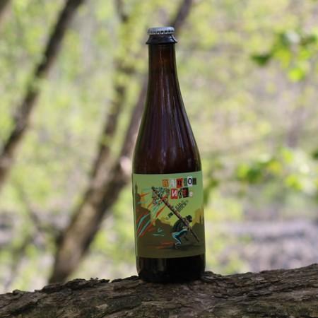 The Paris Beer Co. Releases Ransom Note Eisbock