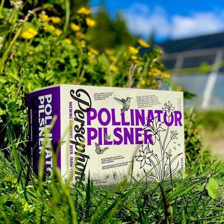 Persephone Brewing Releases Pollinator Pilsner