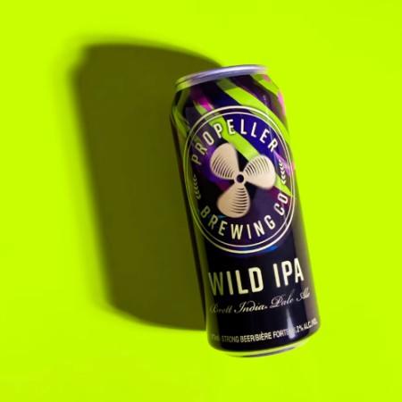 Propeller Brewing Releases Wild IPA