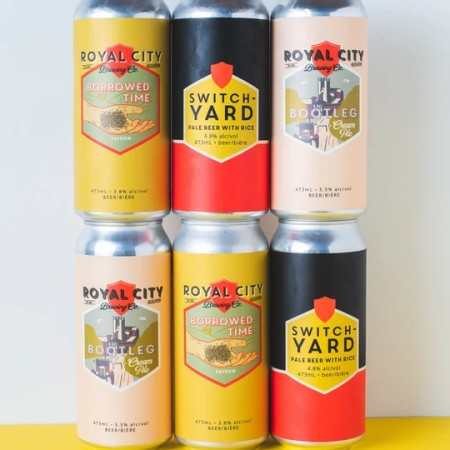 Royal City Brewing Releases Crusher Destroyer Pack Volume 2