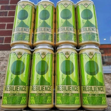 Saskatchewan Craft Brewers Association Releases Resilience Wheat Beer for Saskatchewan Craft Beer Week