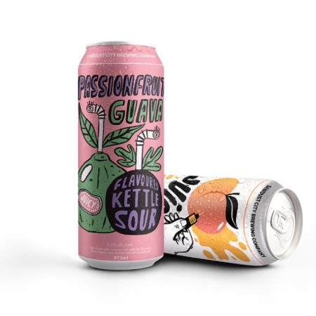 Sawdust City Brewing Brings Back Passionfruit Guava Kettle Sour and Juicin' NEIPA
