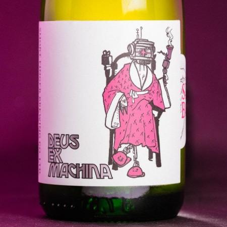 Short Finger Brewing Releases Deus Ex Machina Blended Spontaneous Ale