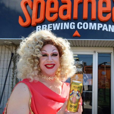 Spearhead Brewing and Rowena Whey Release Queen of Wheat for the Canadian Centre for Gender and Sexual Diversity