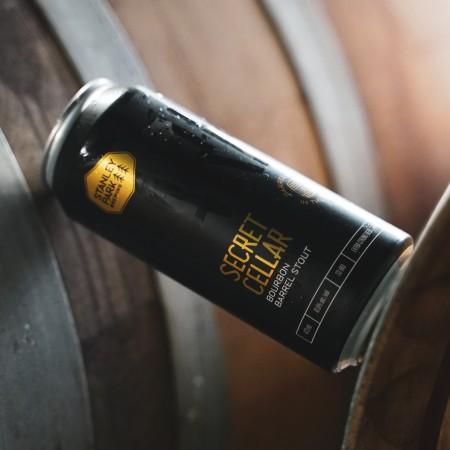 Stanley Park Brewing Releases Secret Cellar Bourbon Barrel-Aged Stout