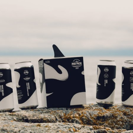 Vancouver Island Brewing Releases Collaborative Pod Pack for Pacific Salmon Foundation