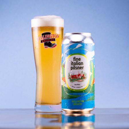 Wellington Brewery Brings Back Fine Italian Pilsner