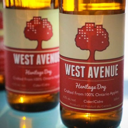 Nickel Brook Brewing Announces Partnership with West Avenue Cider