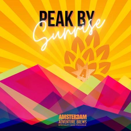 Amsterdam Brewery Releases Peak By Sunrise IPA