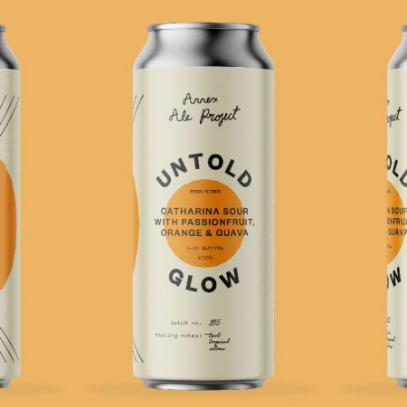 Annex Ale Project Releases Untold Glow Catharina Sour