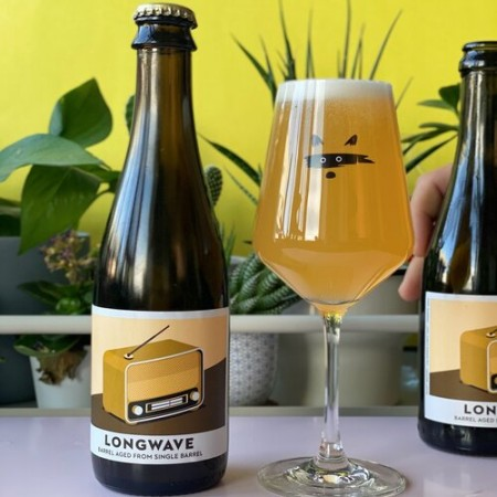 Bandit Brewery Releases Longwave 38.1 Wild Sour Ale