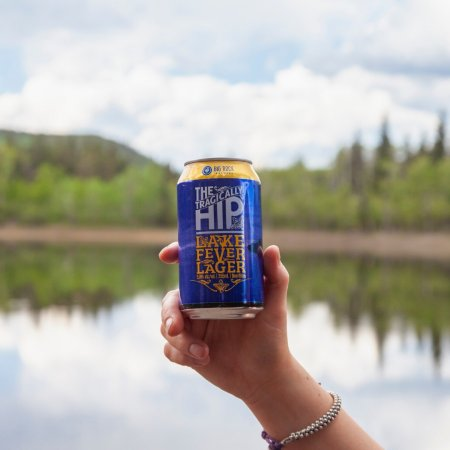 Big Rock Brewery and The Tragically Hip Release Lake Fever Lager