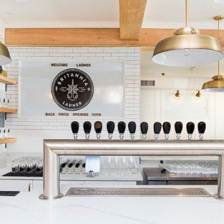 Britannia Brewing Opens New Taproom & Restaurant in Ladner, BC