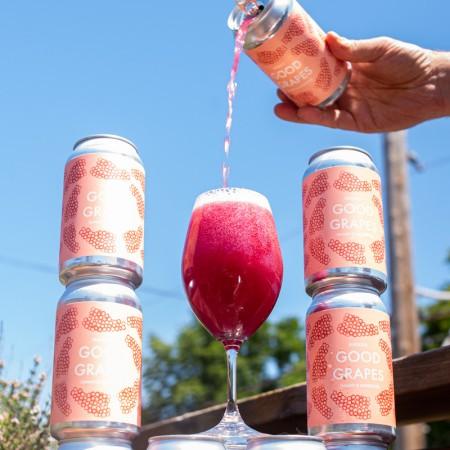 Burdock Brewery Releases Rombu Merlot Grape Ale and Good Grapes Gamay & Lemberger