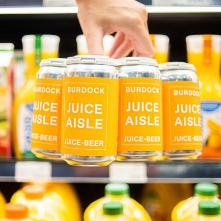 Burdock Brewery Releases Juice Aisle Pale Ale