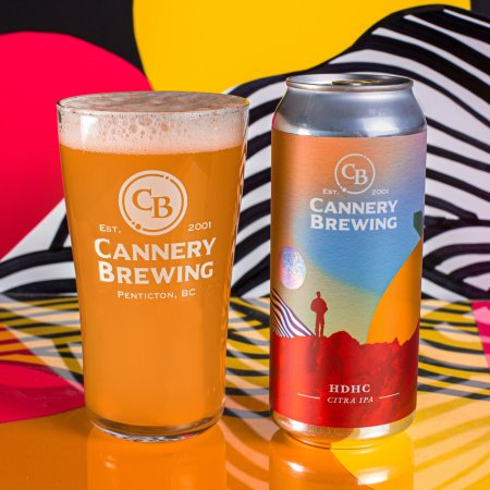 Cannery Brewing Releases HDHC Citra IPA
