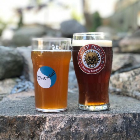 C'est What and County Durham Brewing Announce Partnership & Canned Beer Line-Up