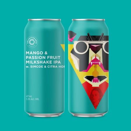 Collective Arts Brewing Releases Mango & Passion Fruit Milkshake IPA