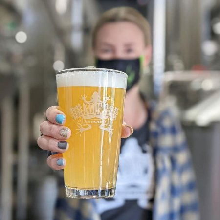 Dead Frog Brewery and Electrical Joint Training Committee Release The Truth Hertz Hazy Pale Ale