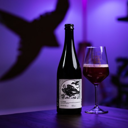 The Establishment Brewing Company Releases Blackbird Mixed Culture Blend with Black Currants