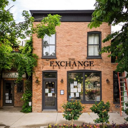 The Exchange Brewery Celebrating 5th Anniversary This Weekend