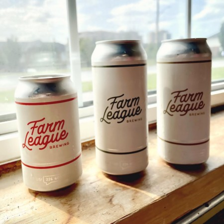 Farm League Brewing Launching This Week in Cambridge, Ontario