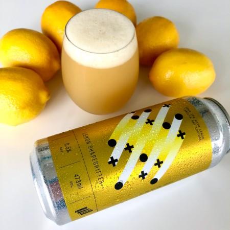 Halo Brewery Brings Back Lemon Shapeshifter++ Sour IPA