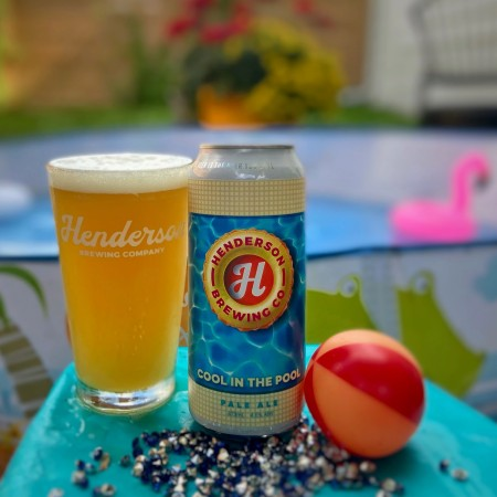 Henderson Brewing Releases Cool In The Pool Pale Ale