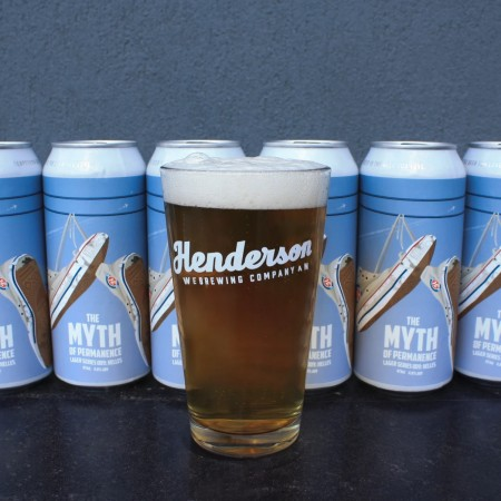 Henderson Brewing Myth of Permanence Lager Series Continues with Helles