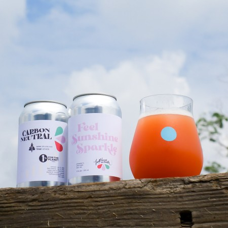Half Hours On Earth Releases Feel Sunshine Sparkle Sour Ale