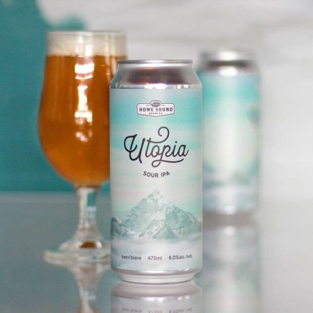 Howe Sound Brewing Utopia Sour Series Continues with Sour IPA