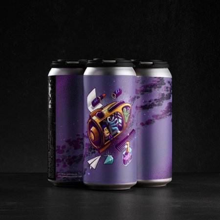 HYPHA Project Releases Nova Galactus Cold IPA