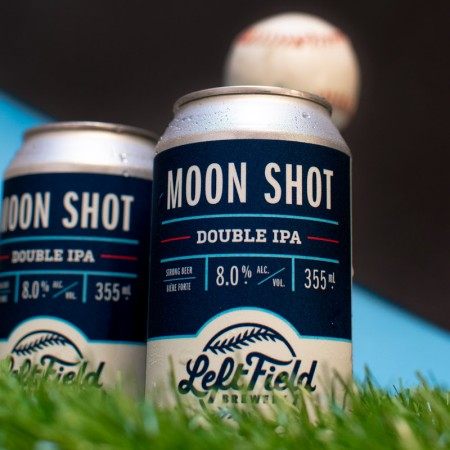 Left Field Brewery Releases Moon Shot Double IPA