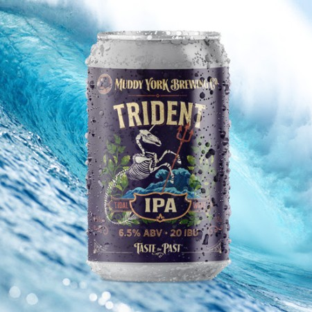 Muddy York Brewing Releases Trident Tidal Wave IPA