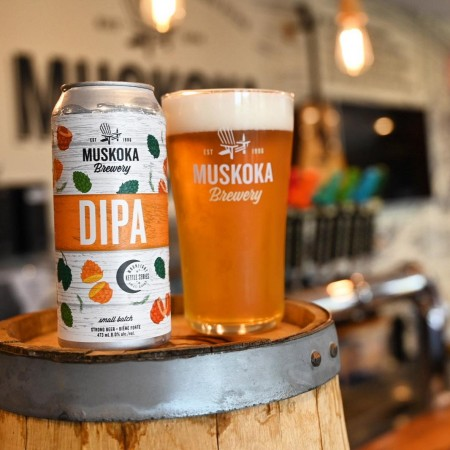 Muskoka Brewery Moonlight Kettle Series Continues with Double IPA
