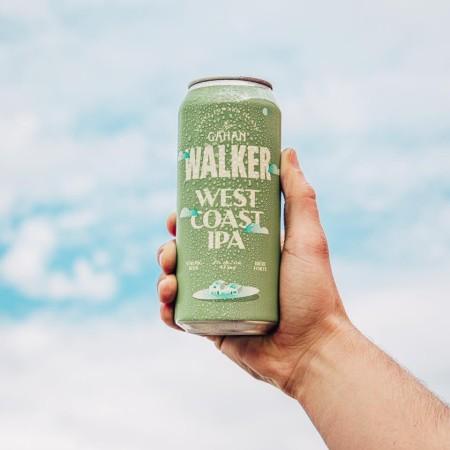 PEI Brewing Releases Gahan Walker West Coast IPA