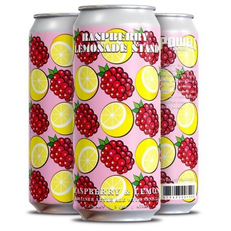 Powell Brewery Releases Raspberry Lemonade Stand Berliner