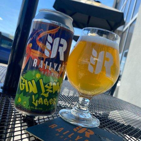 Railyard Brewing Brings Back Gin Lemon Lager