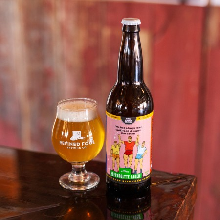 Refined Fool Brewing Releases Two New Tiny Batch Series Beers
