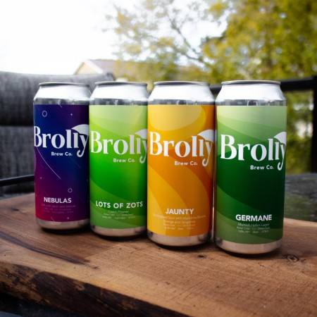 Reverence Barrel Works Launches Brolly Brew Co. Division