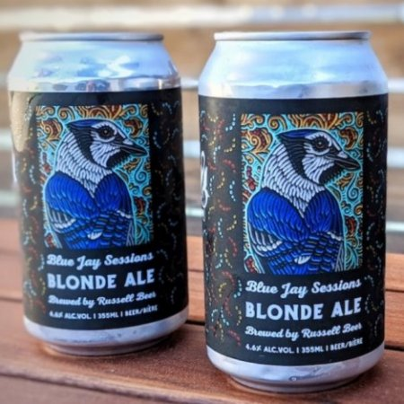 Russell Brewing Releases 2nd Annual Collaboration with Blue Jay Sessions Music Series